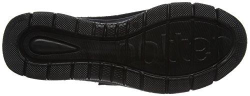 Hotter Aura, Sneakers Hautes femme Noir (noir jet)