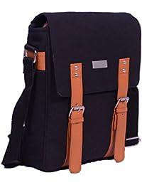 ABV Messenger Bag, Side Bag Shoulder Bag For Office School College Crossbody Bag For Men/Women/Boys/Girls/Unisex...