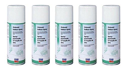 Cajou 1 Liter Pflegespray (Verschiedene) zur Pflege von Haut, Hufen und Klauen (Zink Spray)