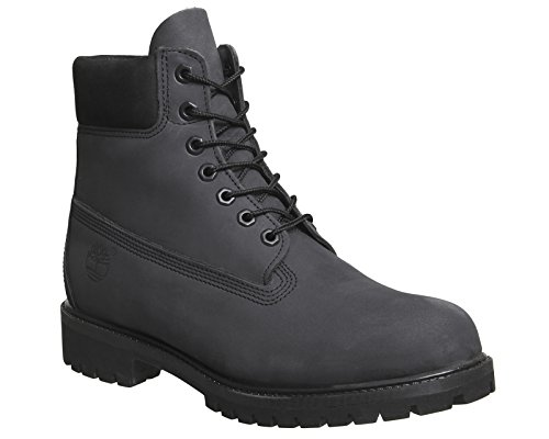 Timberland 6inch Premium Boots Waterproof Dark Grey CA1M2M, Boots Forged Iron