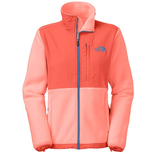 The North Face Denali Jacket - Women's Recycled Punch Orange/Emberglow Orange X-Small -
