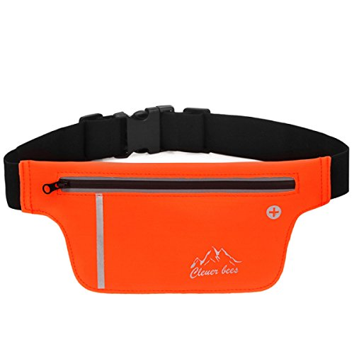 Outdoor Ultra-sottile Invisibile Sport Borse Impermeabili Stoffa Fanny Pack (stili Multipli),A C