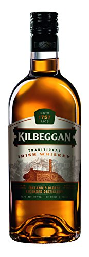 Kilbeggan Irish Whiskey (1 x 0.7 l)