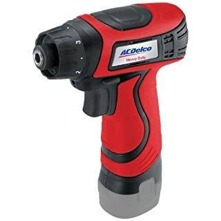 ACDelco Tools ARD847T Li-Ion 8V Driver Drill by ACDelco Tools