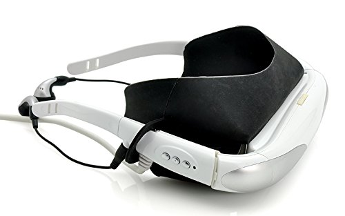 3D Video Glasses for PC 'Nebula' - 98 Inch Virtual Screen, HDMI