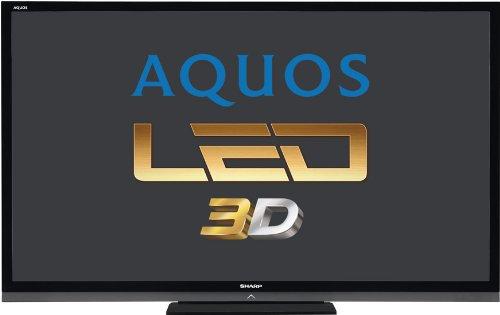 Sharp Electronics LC70LE747E 177,8 cm (70 Zoll) Fernseher (Full HD, Triple Tuner, 3D, Smart TV) (Smart Sharp Zoll 80 Tv)