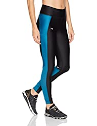 Under Armour Fly By Legging Pantalón, Mujer, Negro, S
