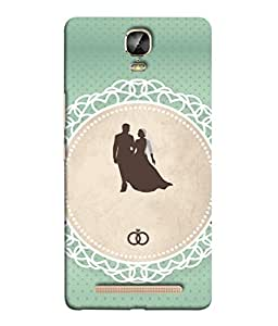 PrintVisa Designer Back Case Cover for Gionee Marathon M5 Plus (Jaipur Rajasthan Tribal Azitec Mobiles Indian Traditional Wooden)