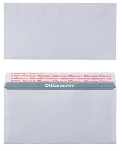 office-depot-briefumschlage-ohne-fenster-80-g-m-dl-1000-stuck