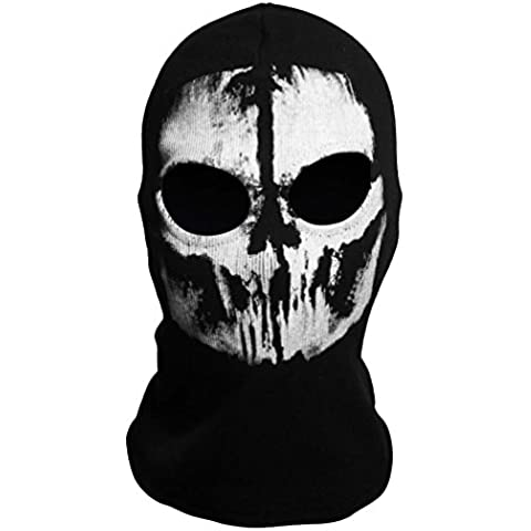 Call Of Duty Ghost mask Elias Commander