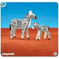 Playmobil Zebra With Foal Building Set 7898
