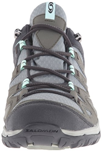 Salomon Ellipse Gtx W Verde Gris / Temp)