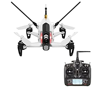 Walkera Rodeo 150 RTF 600TVL Camera DEVO 7 RC Racing Quadcopter - White by Walkera