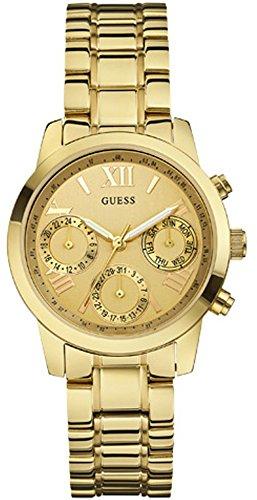 Guess W0448L2 - Reloj con correa de metal, para mujer, color dorado