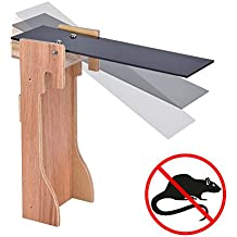 aushen Marcher la trampa de la ratón Plank réutilisez automatiquement Le–Trampa para ratas en se seguridad matar o Capturer des ratón otros Parasites o roedores