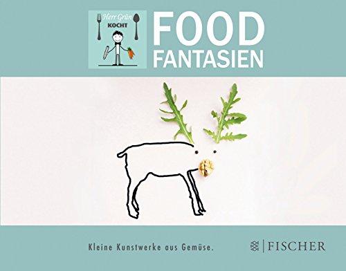 Foodfantasien: Kleine Kunstwerke aus Gemüse