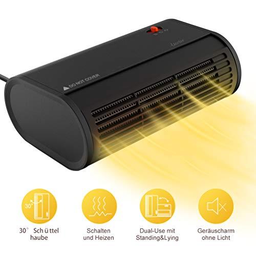 Uarter - Calefactor eléctrico bajo consumo oficina