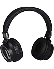 Zeb-Bang Bluetooth Headphone with Voice Assistant (Black)