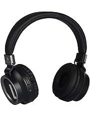 Zebronics Zeb-Bang Bluetooth Headphone with Voice Assistant (Black)