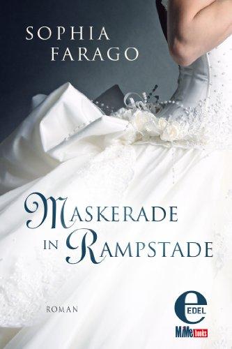 Buchseite und Rezensionen zu 'Maskerade in Rampstade' von Sophia Farago