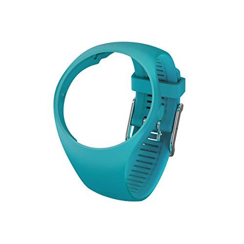 Polar Armband M200 Blue Größe M/L Wechselarmband, blau,