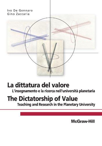 La dittatura del valore