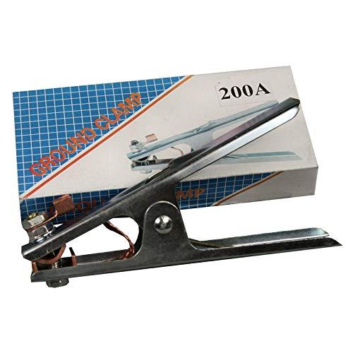 Masseklemme bis 200 Ampere MK-LW-K-200A Schnellklemme