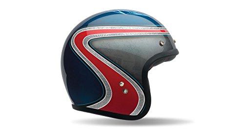 bell-helmets-bh-7070049-custom-500-se-adult-helmet-airtrix-heritage-blue-red-small