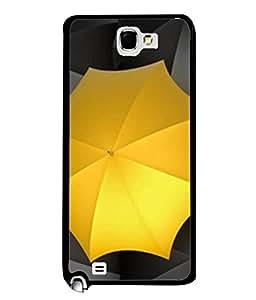 FUSON Designer Back Case Cover for Samsung Galaxy Note 2 :: Samsung Galaxy Note Ii N7100 (Putting It All Together Get Recognised Be Different)