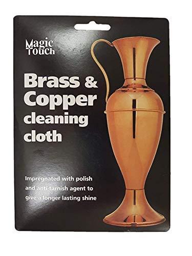 Magic Touch Messing & Kupfer Reinigungstuch -