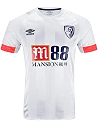 Umbro 2018-2019 Bournemouth Away Football Soccer T-Shirt Camiseta