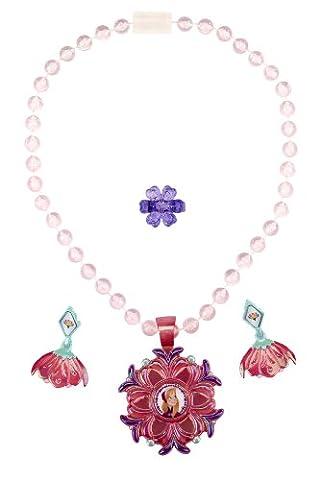 Disney – La Reine des Neiges – Les Bijoux d'Anna – 4 Pièces