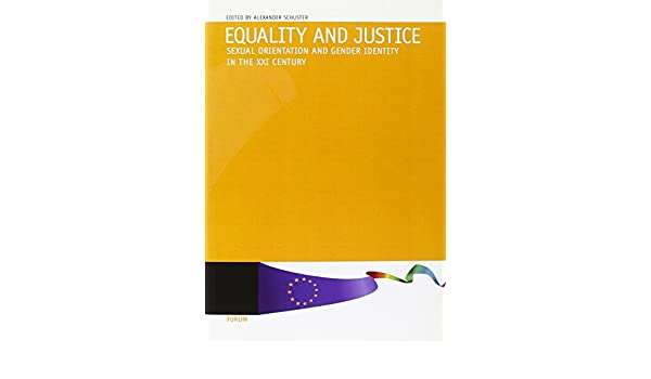 Sexual orientation gender identity and justice