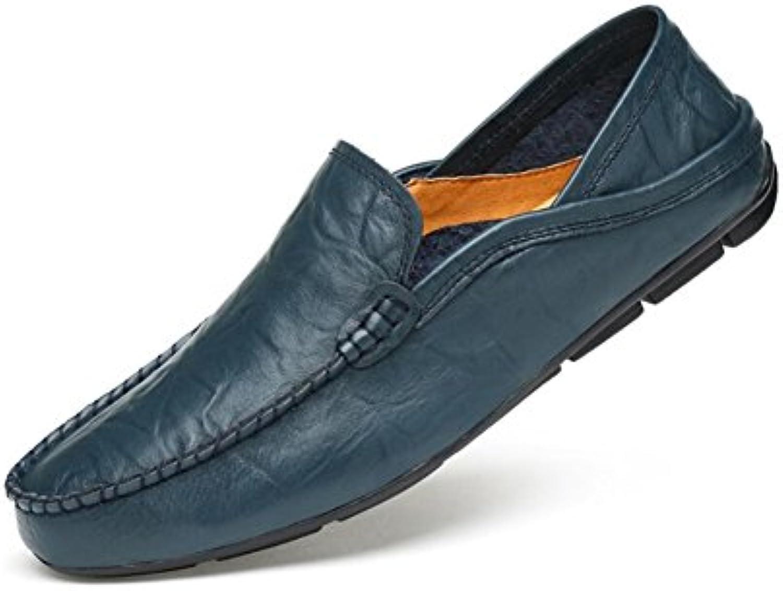 Zapatos de hombres Primavera / verano / otoño Zapatos de hombre Zapatos perezosos transpirables Mocasines y slip-on... -
