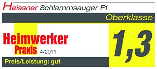 Heissner Profi Teich Schlammsauger - 8