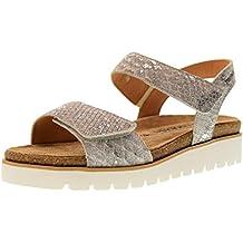 f358202ae Mephisto Zapatos de Mujer Thelma Nickel Sandalias