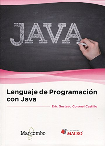 Lenguaje de programación con Java por Eric Gustavo Coronel