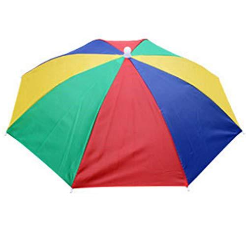 JiXUN Regenschirmhaube für Kinder, ideal für Camping, Wandern, Outdoor, effektiv