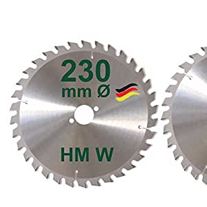 HM lame de scie 230 x 30 mm 34 dents w scie circulaire en métal dur pour scie circulaire 230 mm lame de rechange pour aEG/bosch, atlas copco, festo, haffner/scheer holzer-her