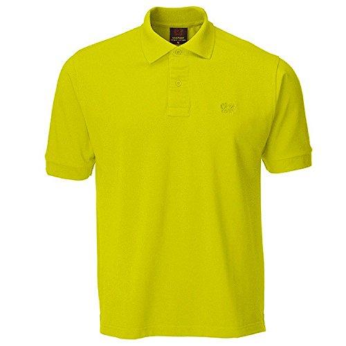 Manav (UK) Herren Poloshirt Mehrfarbig Mehrfarbig Mehrfarbig - Gelb