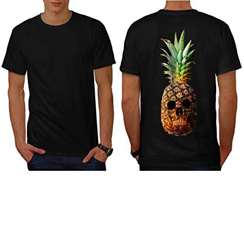 pineapple-skull-face-funny-dead-men-new-black-l-t-shirt-back-wellcoda