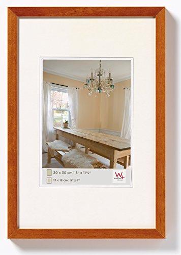 walther design BP040P Peppers Bilderrahmen, Holz, 30 x 40 cm, buche