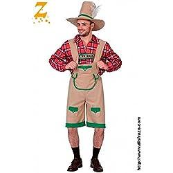 Disfraz Tirolés Adulto