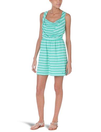 Bench Damen Kleid Griff Jersey Gr. 38, Gumdrop Green