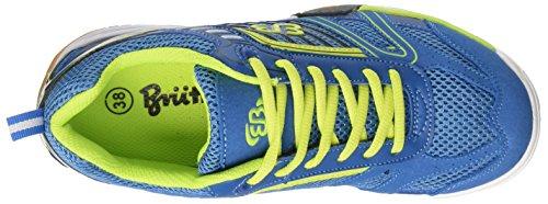 Bruetting Prefer, Scape per Sport Indoor Unisex – Adulto Blu (Blau/schwarz/lemon)