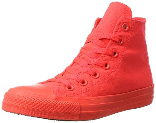 Converse Chuck Taylor All Star Wash Hi, Unisex-Erwachsene Sneaker Rosa