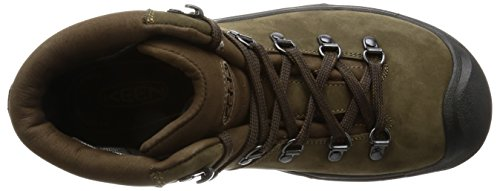 Keen feldberg WP, Chaussures de Randonnée Hautes Homme Marron (Dark Earth/cascade Brown 0)