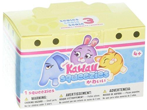 Box Blind (Kawaii Squeezies Serie 3 Tiere Neuheit Blind Box)
