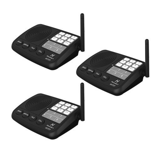 hosmart-7-channel-digital-fm-wireless-intercom-system-for-home-and-office-3-stations