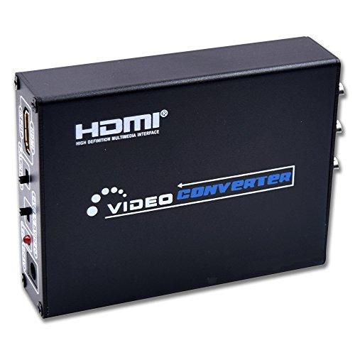 HDMI to AV,VCANDO...